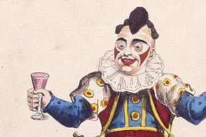 Le clown Grimaldi (Wikimedia)