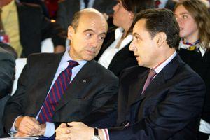 Jupp sarkozy plusieurs fois rivaux jamais ennemis for Ministre interieur 2000