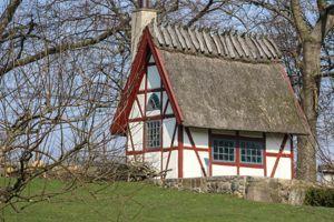 Un micro-cottage aux Etats-Unis. (Crédit: Susanne Nilsson/Flickr/CC)