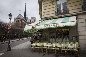 Café L'Esmeralda.