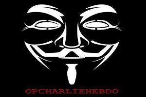 Charlie Hebdo : les Anonymous commencent à riposter