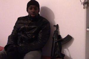 Image tirée de la vidéo d'Amédy Coulibaly.