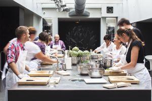 Les Meilleurs Cours De Cuisine De Paris - Cours de cuisine paris cyril lignac