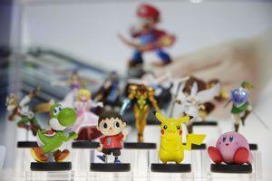 Les figurines Amiibo