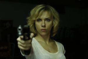 Scarlett Johansson dans <i>Lucy</i>.