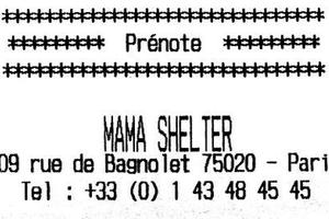 Lire la critique : Mama Shelter