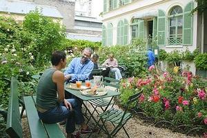 Lire la critique : Café du Musée de la vie romantique