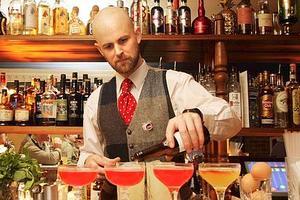 Lire la critique : Prescription Cocktail Club