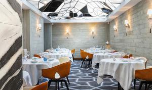 Le figaro le grand restaurant de jean fran ois pi ge for Miroir restaurant paris menu