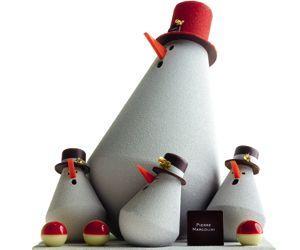«Sapin de Noël» Marcolini (Crédit: Marcolini)