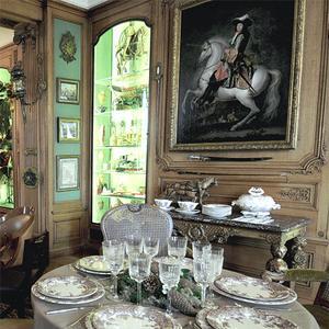 3ec995fb132e Un réveillon chez Hermès - Madame Figaro
