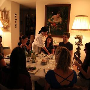 La belle assiette : quand un chef s'invite dans votre cuisine