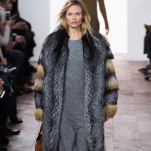 Mode cuir fourrure je t 39 aime moi non plus madame figaro Fashion style girl hiver 2015