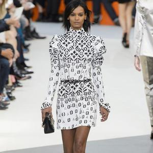 Les mannequins noirs prennent le pouvoir sur les catwalks