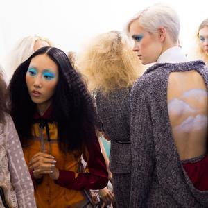 Défilé Antonio Ortega Printemps-été 2016 Haute couture