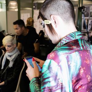 Défilé Jean Paul Gaultier Printemps-été 2016 Haute couture