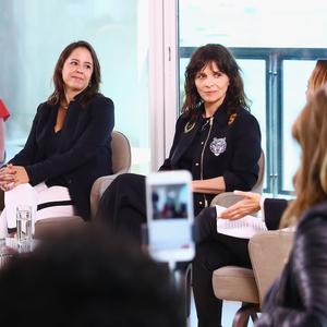 "Le panel du ""talk"" Women In Motion"