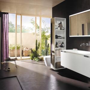 Déco : comment aménager une petite salle de bains ? - Madame...