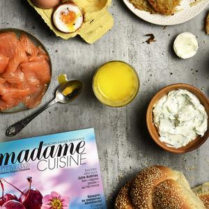 livraison à domicile - madame figaro - Cuisine Livree A Domicile