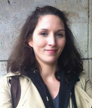 Marlène Benquet, 30 ans, est sociologue au CNRS. © Editions La Découverte