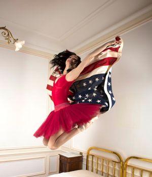 «Une nouvelle vie commence», déclare la danseuse. (Julien Benhamou)
