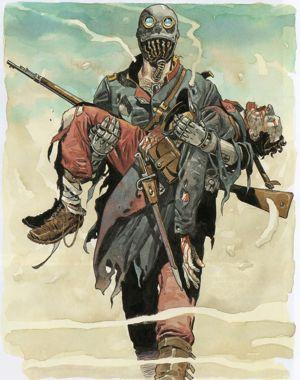 Taillefer, le super-héros des «Sentinelles»