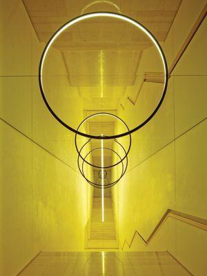 <i>Gravity Stairs</i>, Leeum, Samsung Museum of Art, Séoul, Corée du Sud.