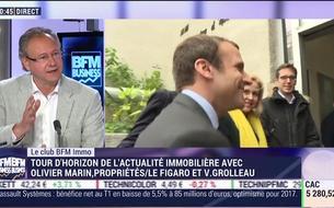 Le match des programmes immobiliers Macron / Le Pen