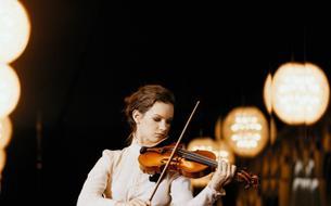 Critique de l'événement «Orchestre national de Lyon, Hilary Hahn», par Thierry Hillériteau (Le Figaroscope)