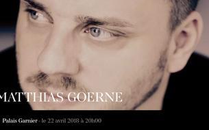 Critique de l'événement «Matthias Goerne», par Thierry Hilleriteau (Le Figaroscope)