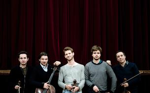 Critique de l'événement «Quatuor Ebène», par Thierry Hillériteau (Le Figaroscope)