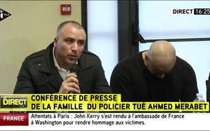 La famille d'Ahmed Merabet qualifie la une du magazine Le Point d'«abjecte»