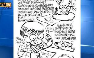 Qu'y a-t-il dans Charlie Hebdo ce matin ?