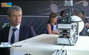 Bientôt des robots pour inspecter les avions ?