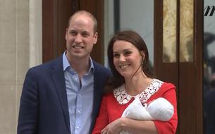 Kate Middleton est sortie de la maternité