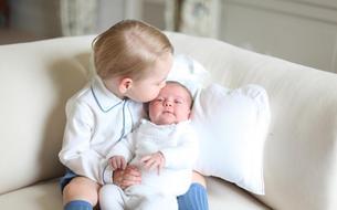Charlotte et George de Cambridge : chronique de la royal baby mania