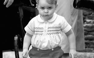 Le prince George aperçu au musée