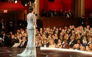 Oscars, César, Palme d'or... Les people sacrés en 2015