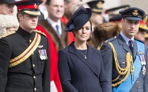 Kate Middleton, le prince William et le prince Harry n'iront pas aux JO