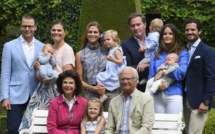 Familles royales, la ronde des bébés