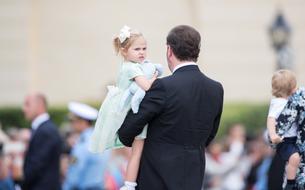 Le prince George : et s'il était promis à la princesse Leonore?