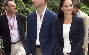 Kate Middleton, royale même dans un pantalon à moins de 30euros