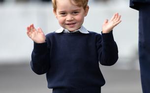 Prince George : pourquoi porte-t-il toujours des shorts?