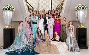 Le Bal des Débutantes 2016 : une valse entre l'aristocratie, le cinéma et le football