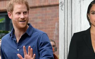 Le prince Harry officialise sa relation avec Meghan Markle