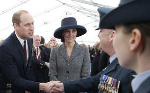 Kate et William à Paris :