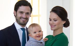 Carl Philip et Sofia de Suède attendent déjà leur deuxième enfant