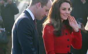 Kate et William à Paris dans l'ombre de Diana