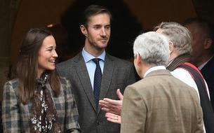 Le mariage champêtre de Pippa Middleton, c'est dans un mois