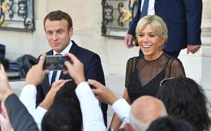 Les Macron vont accueillir un chiot à l'Élysée